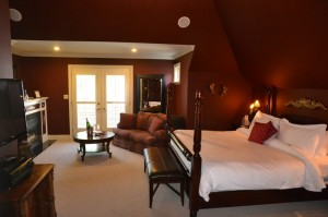 Bordeaux Suite at Maria's B&B Niagara-on-the-Lake